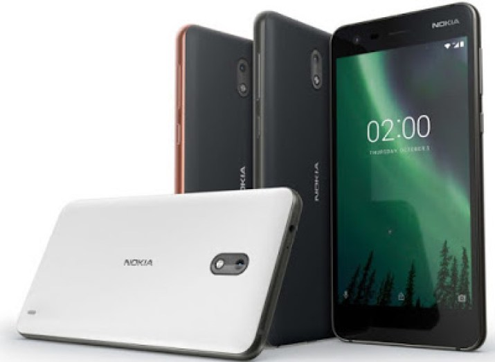 Full specification of Nokia 2
