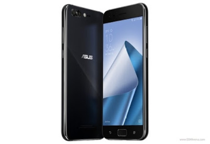 newly launched Asus zenfone 4 pro
