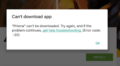 47 Google Play Store Error Codes And How to Fix Them Pt1