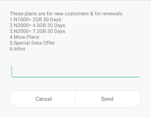 glo downsized data plan