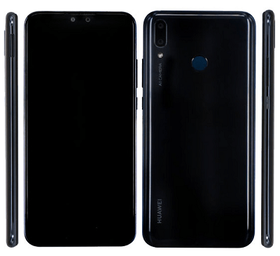 Huawei Y9 2019 with 6GB Ram FHD Display