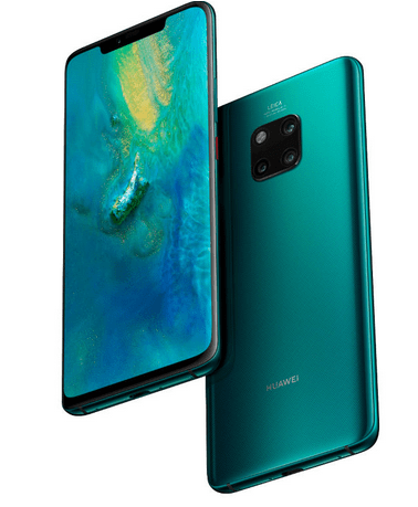 Huawei Unveils its Most Powerful Smartphone - Mate 20 Pro