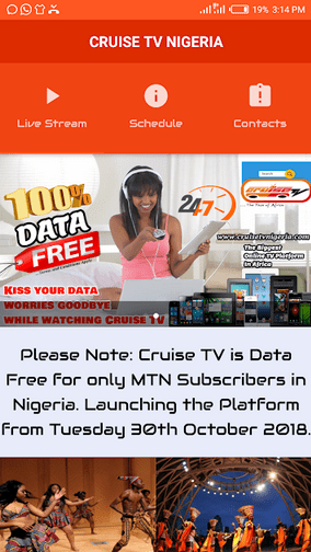 cruise tv app