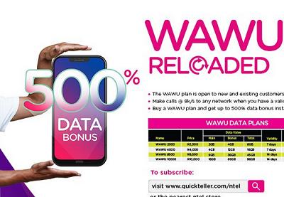 Ntel 500% Wawu Data Reloaded - Scam or Real?