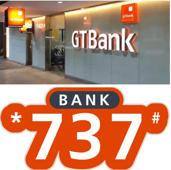 GTBank *737# Fast Track Deposit Without Filling a Deposit Slip