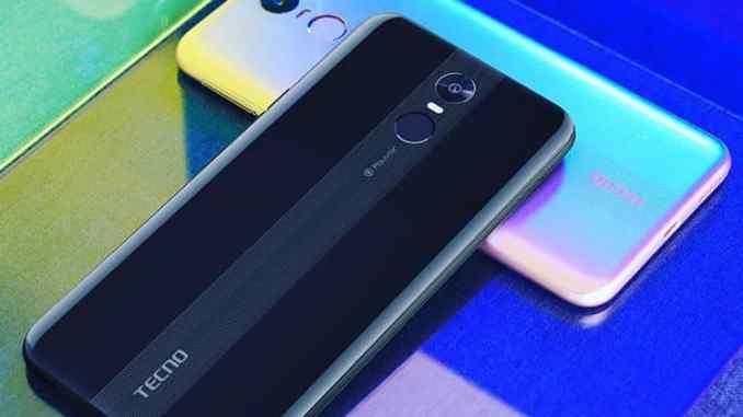 Tecno Pouvoir 3 with 5000mAh Battery, Face unlock Launched