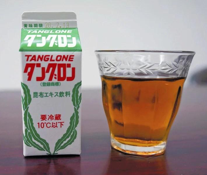 「タングロン」3月製造終了 蘆別 昆布原料の清涼飲料水 ...