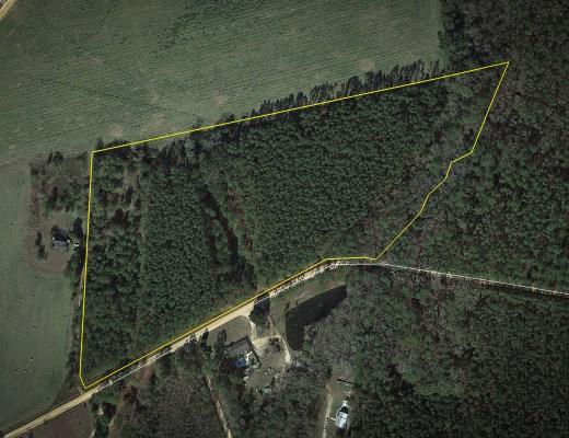 19 acres aerial photo