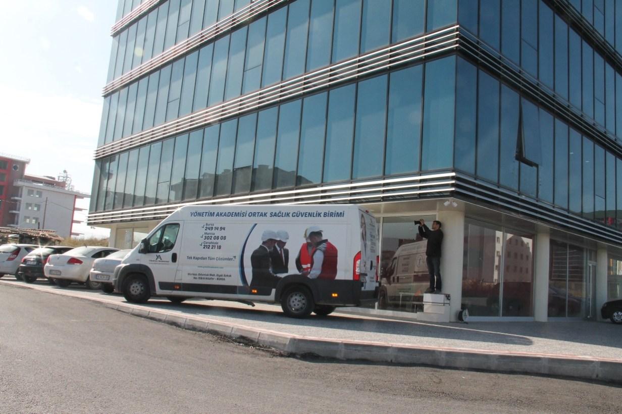 Bursa Merkez Ofis