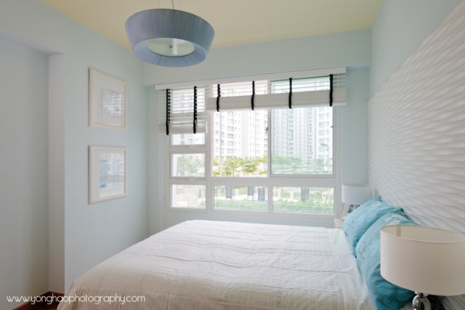 Guest room ID by Icon Interior Design by YongHao Photography