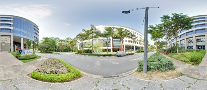 Virtual tour for Ascendas business space - The Galen by YongHao Photography