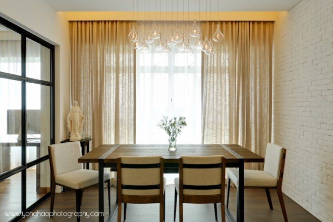 Homeowner Photography - Dining Area By YongHao Photography