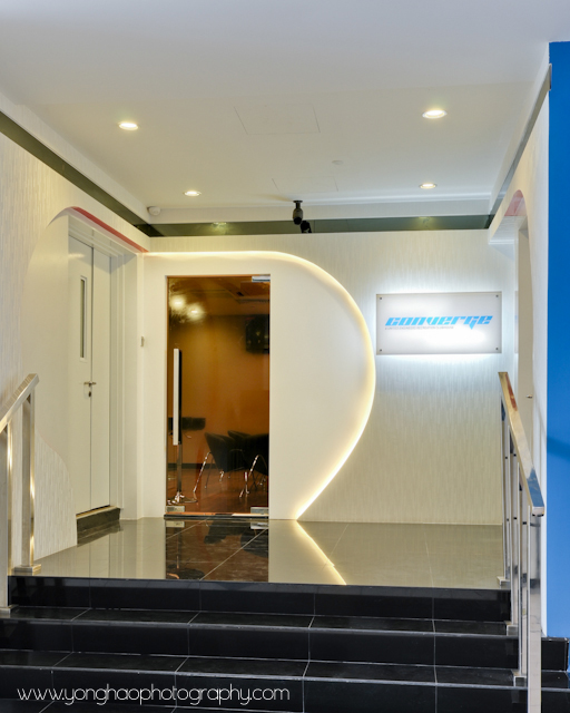 Interior, Commercial space, Entrance