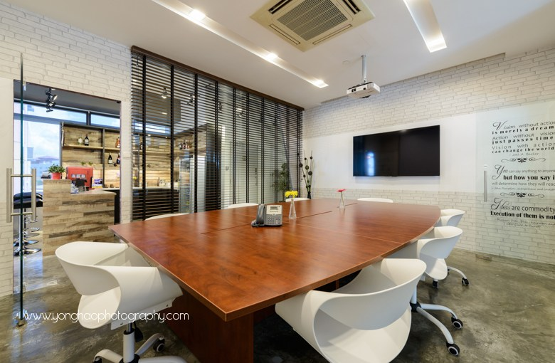 Arim Tech Office interior photography by Starry Homestead