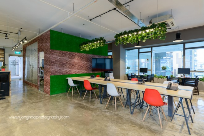 yonghao, photography, interior, office, arim tech, starry homestead, office photography, singapore