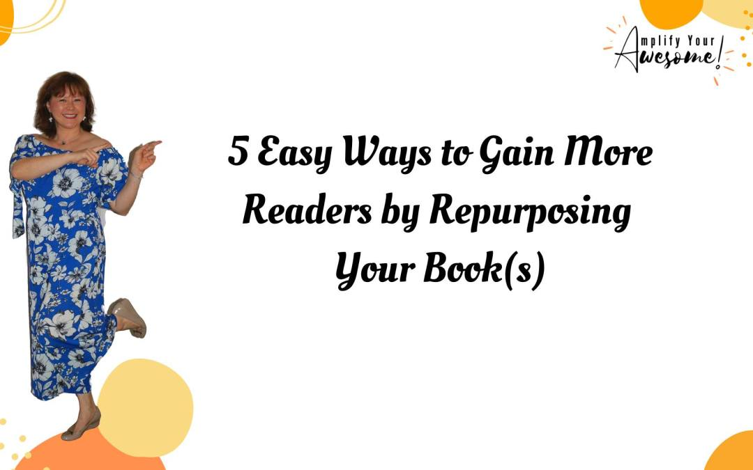 5 Easy Ways to Get More Readers for Your Books