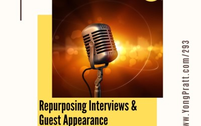 Repurposing Interviews and Guest Appearances