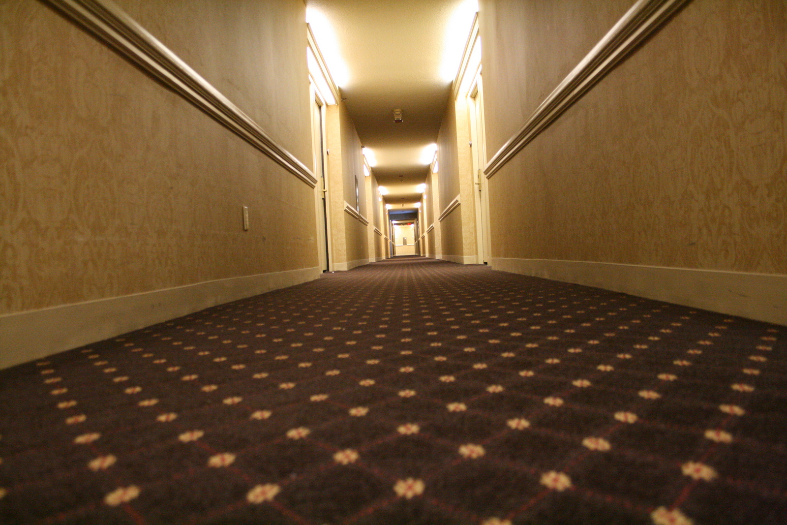 Varieties Of Hotel Carpet