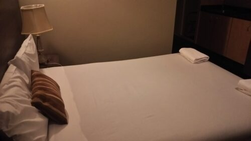 リドスイーツホテル客室
