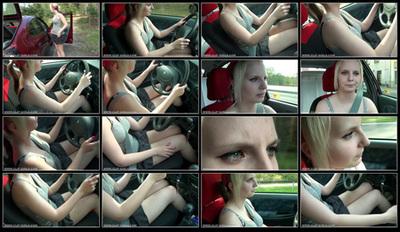 Autofahrt Training
