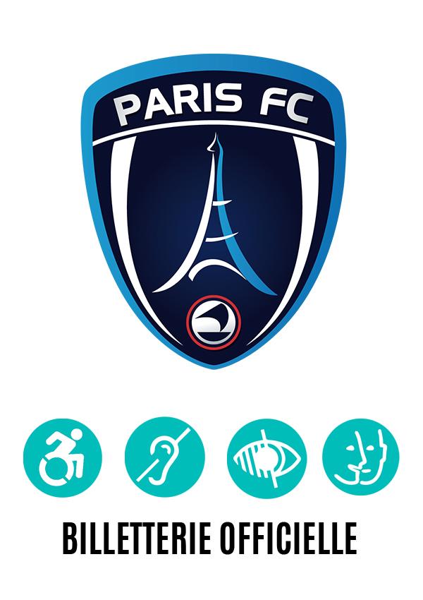 YOOLABOX , billetterie officielle des supporters handicapés du Paris FC