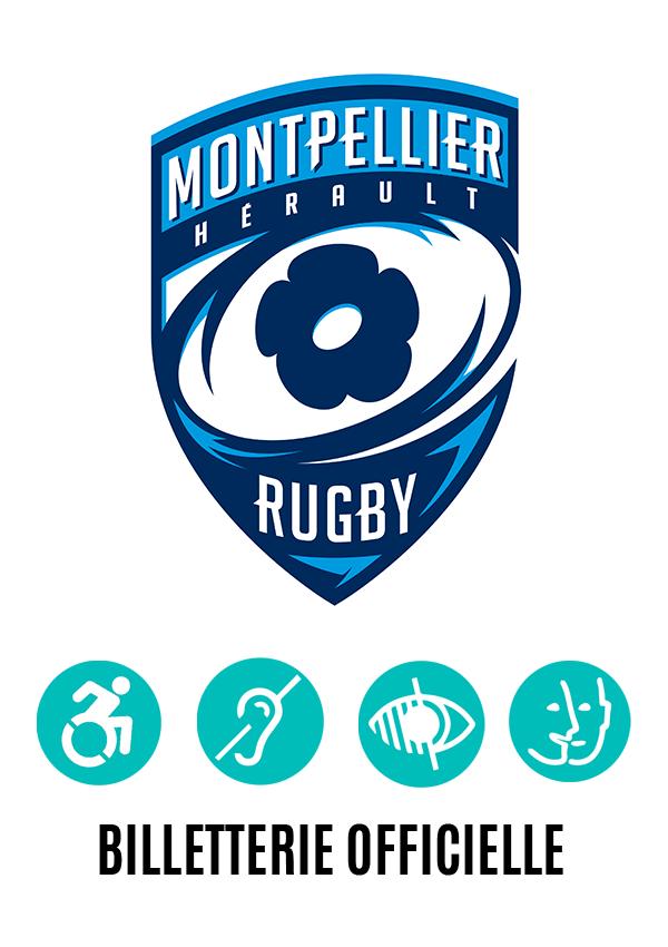 YOOLABOX billetterie officielle des supporters handicapés du Montpellier Herault rugby
