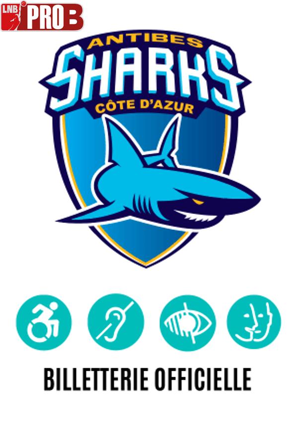 sharks antibes pro B