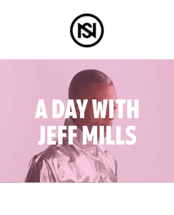 a day with jeff mills