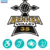rennes volley 35 ligue A