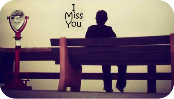 I Miss You Quotes in English