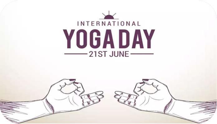 international yoga day quot