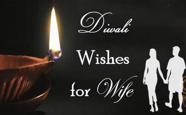 Diwali Wishes For Wife