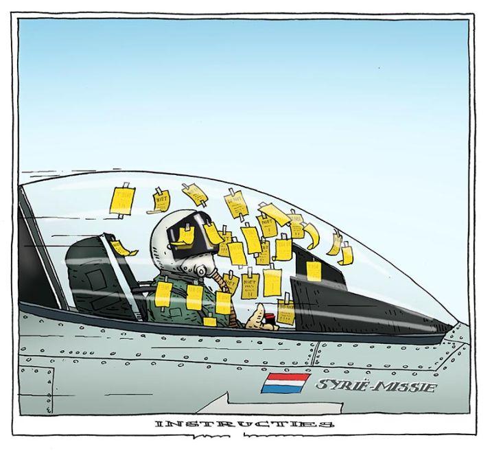 Afbeeldingsresultaat voor Syrie nederland cartoon