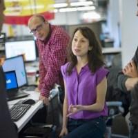 Naomi Gleit helps keep Facebook growing