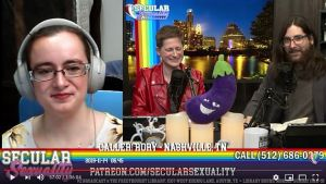 Interview for Secular Sexuality
