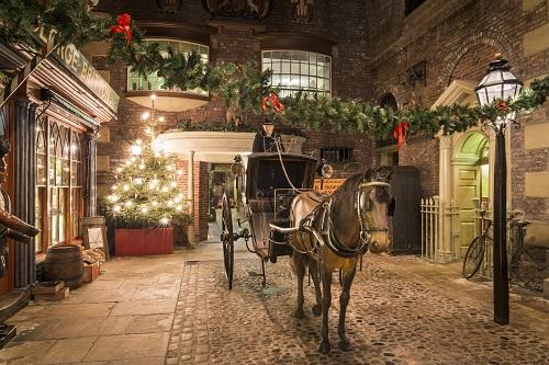 Victorian Christmas York Castle Museum