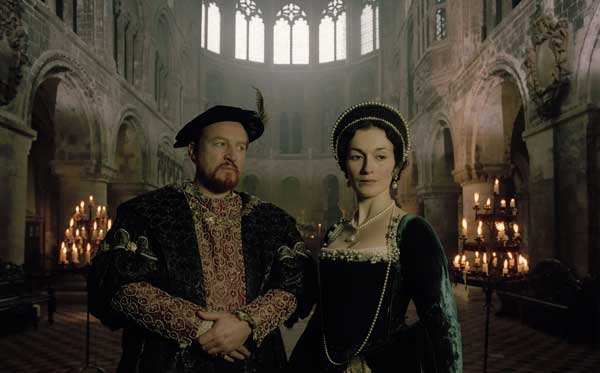 Crush hour: The Last Days Of Anne Boleyn. Photograph: BBC/Oxford Film and Television/Tim Cragg