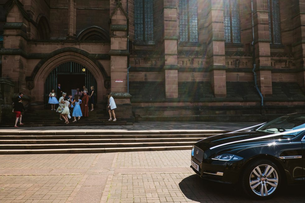 Liverpool Cathedral Wedding Photography