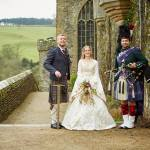 Yorkshire Wedding Bagpiper