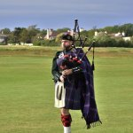 Wirral Bagpiper