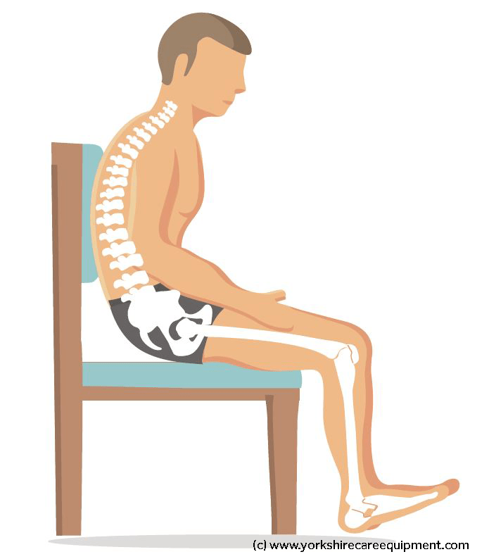 the best seating for kyphosis