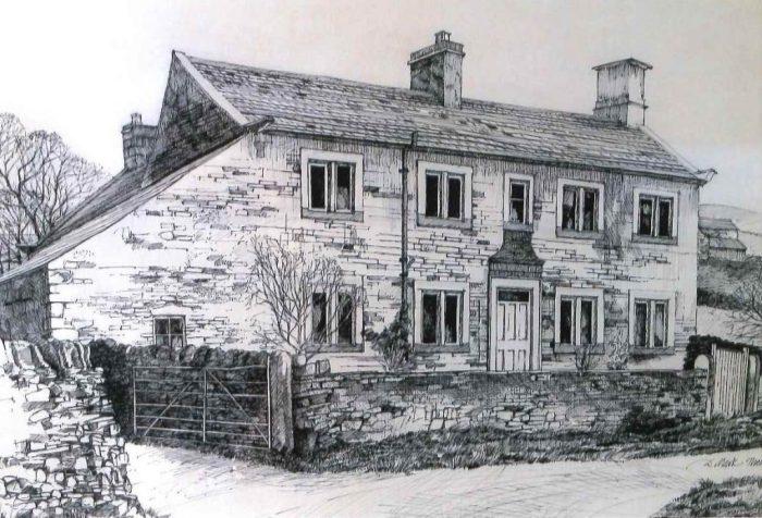 Hindlethwaite Hall, Horsehouse. Courtesy of Margaret Townsend