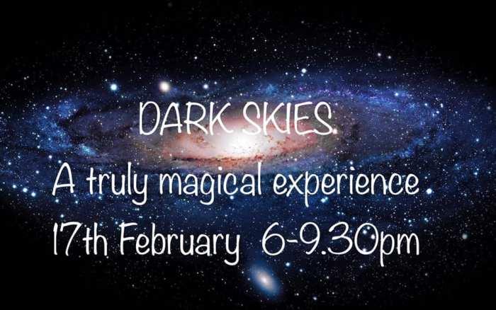 Stump Cross Caverns Dark Skies Event
