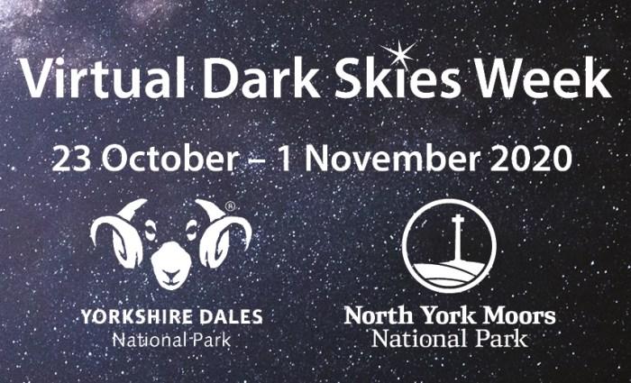 Dark Skies Virtual Logo: 23 Oct to 1 Nov 2020