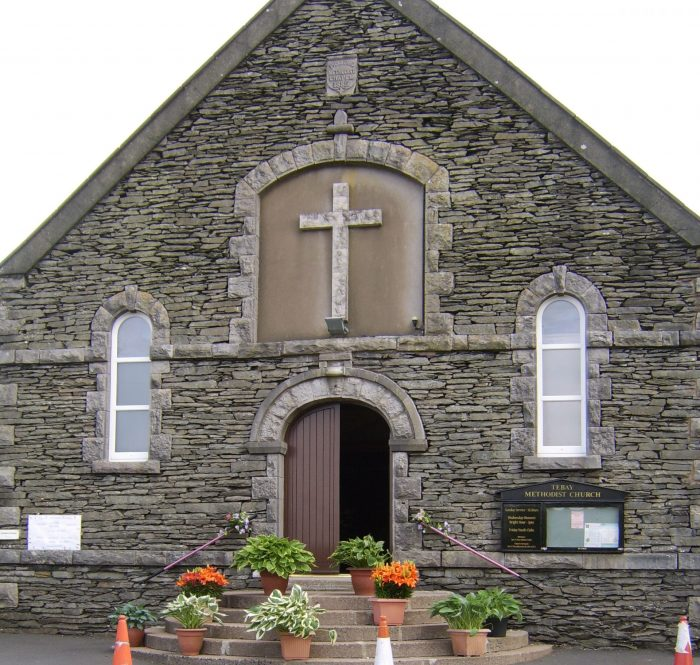 Tebay Chapel. Courtesy of Heather Ballantyne