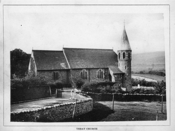 St James' Church, Tebay. Courtesy of Heather Ballantyne