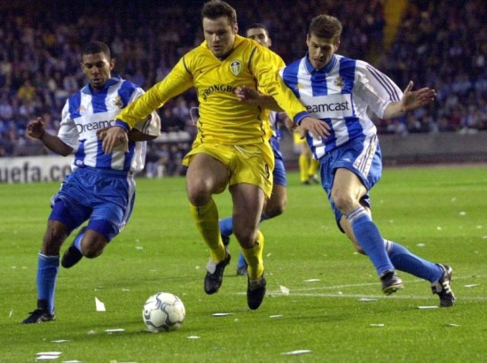 On this day: Leeds United overcome Deportivo to qualify for ...