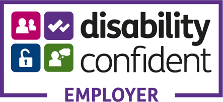 Disability Confident Employer Logo – RGB