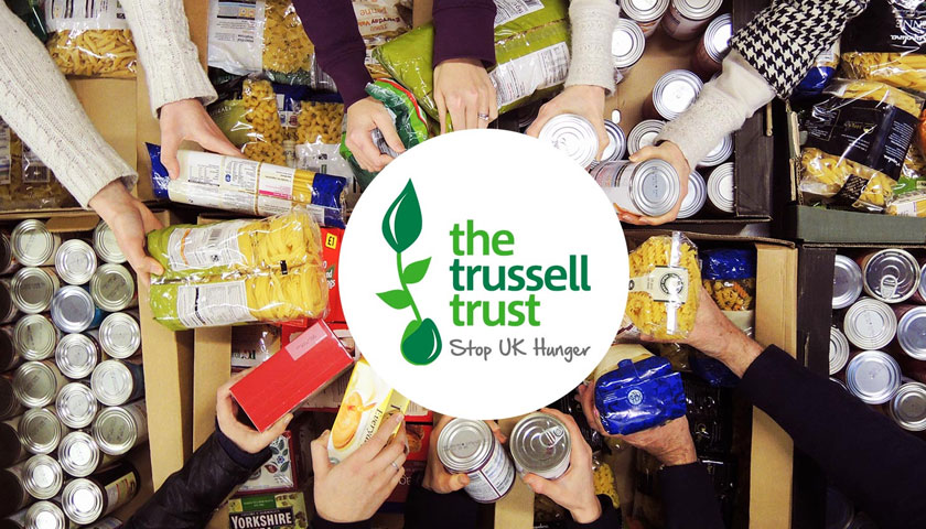 Yorkshire Housing makes foodbank campaign donation