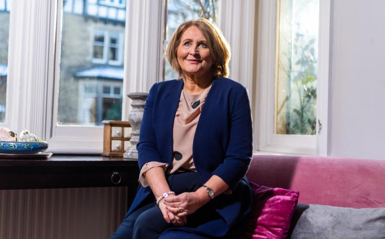 Anne Longfield, Children's Commissioner for England, pictured at her home in Ilkley.
